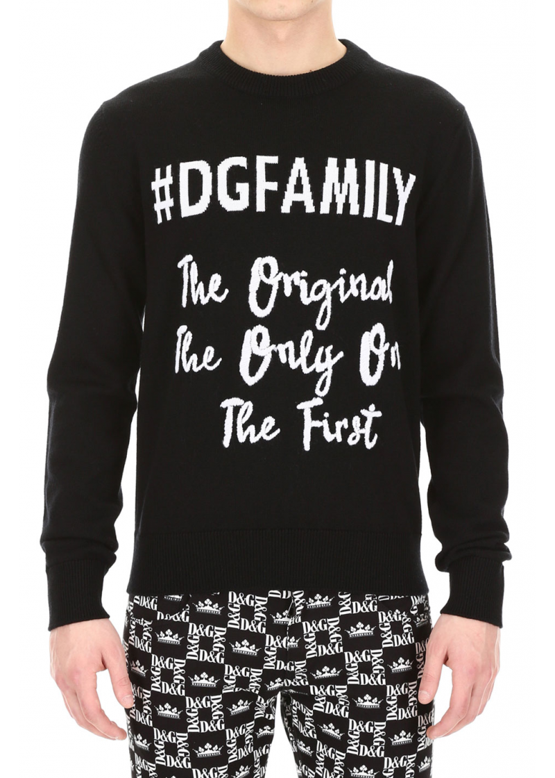 #Dgfamily Pullover - 1