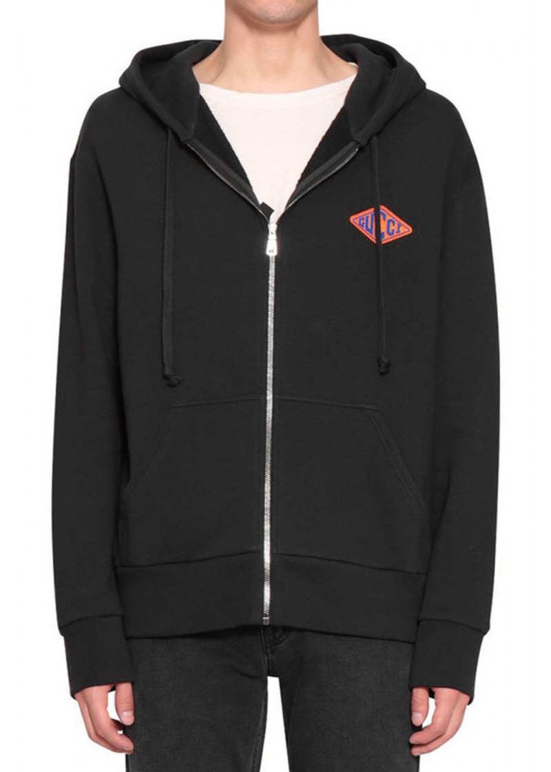 Hooded Sweatshirt - 1