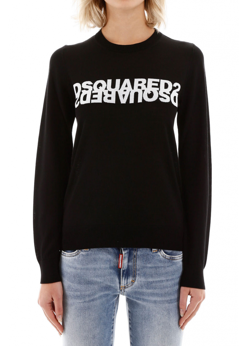Sweater With Logo - 1