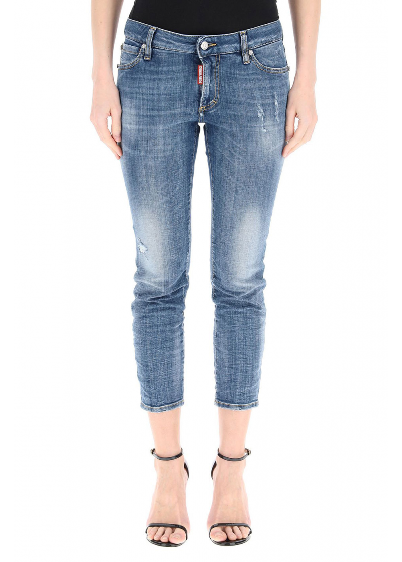 Distressed Jeans - 3