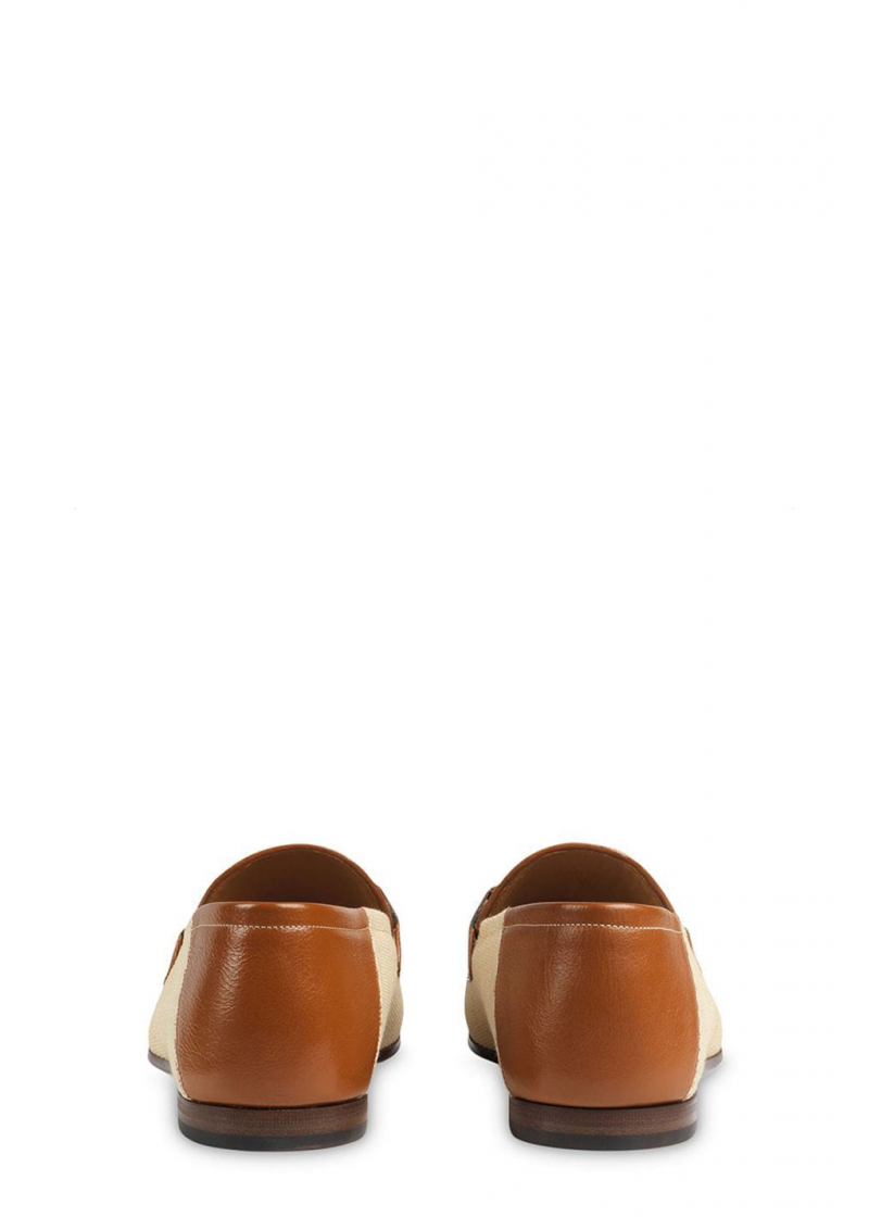 Horsebit loafer with Web - 3