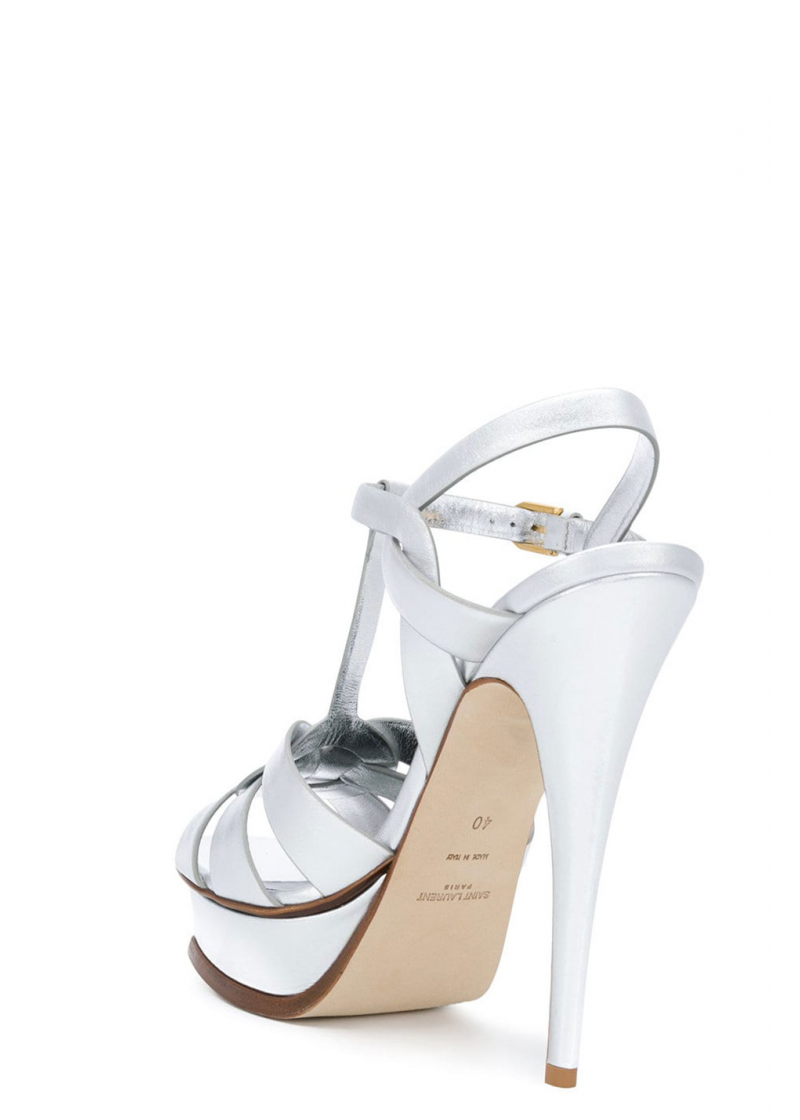 Tribute Leather Sandals - 3