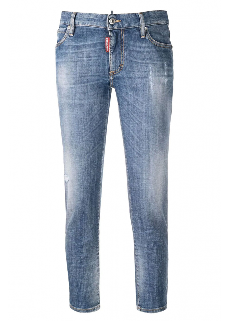Distressed Jeans - 1