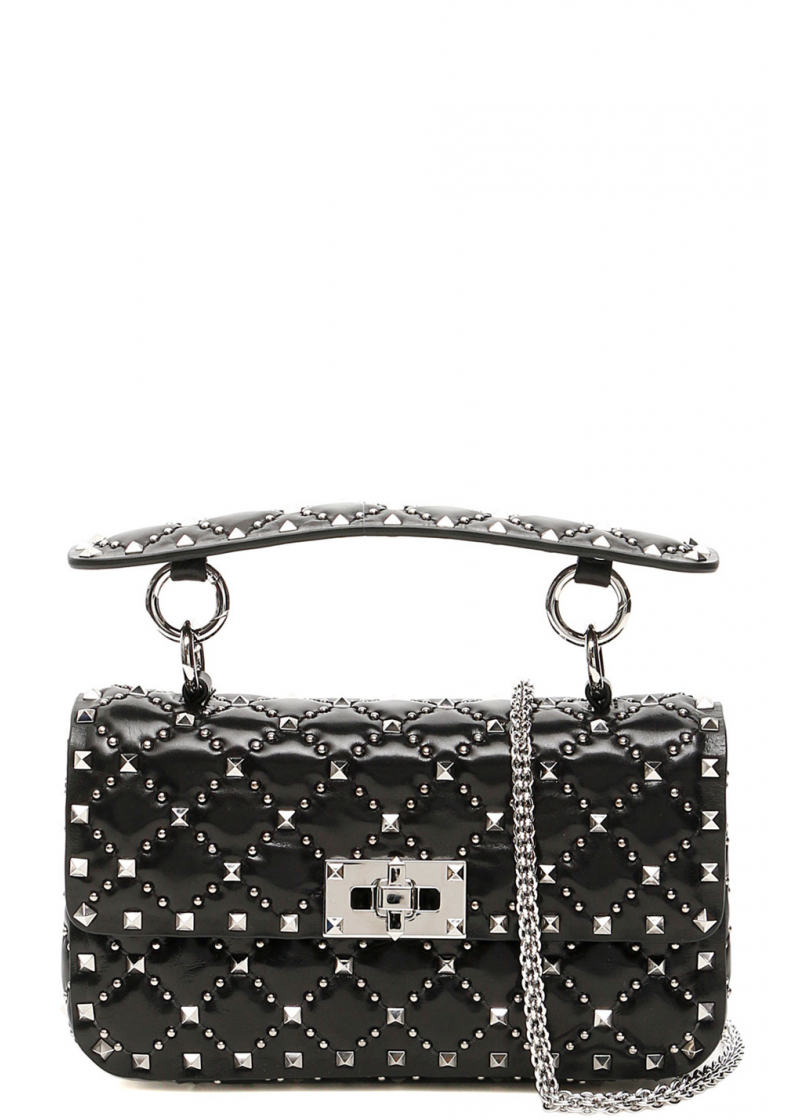 Small Rockstud Spike Bag - 1