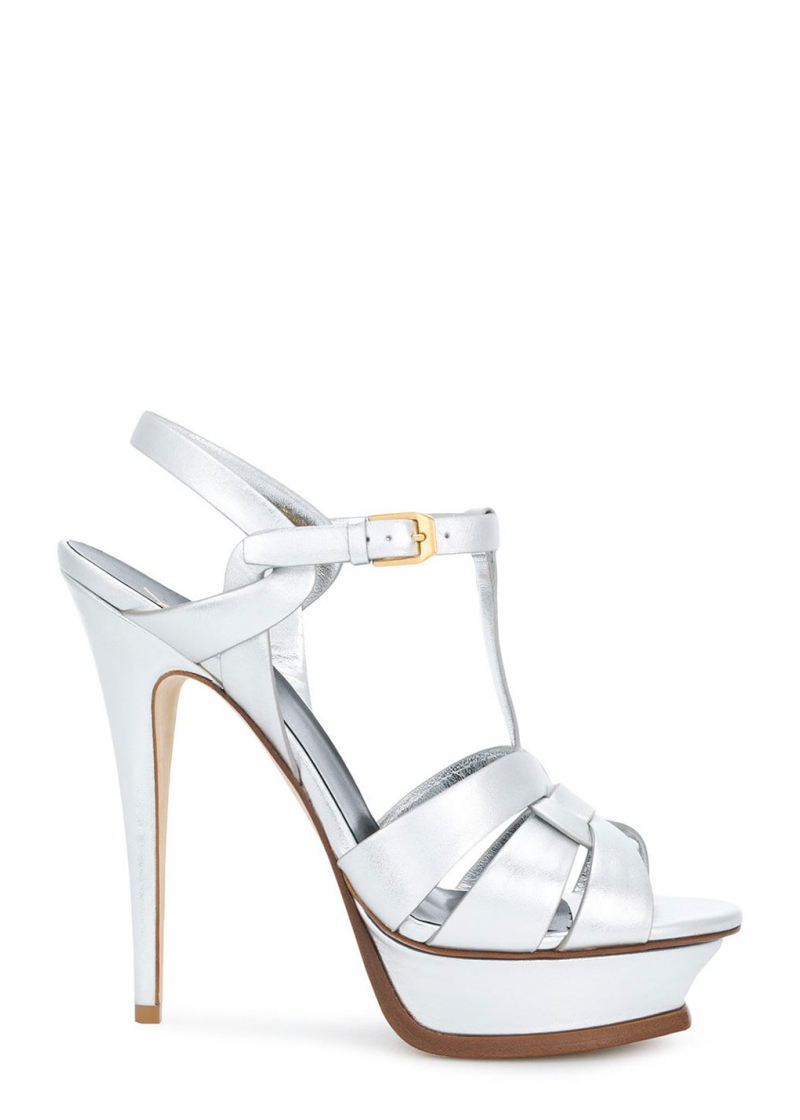 Tribute Leather Sandals - 1
