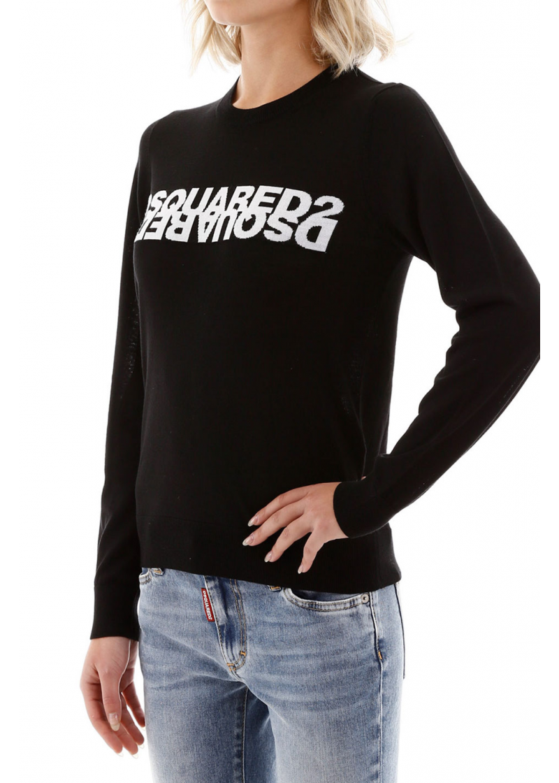 Sweater With Logo - 3