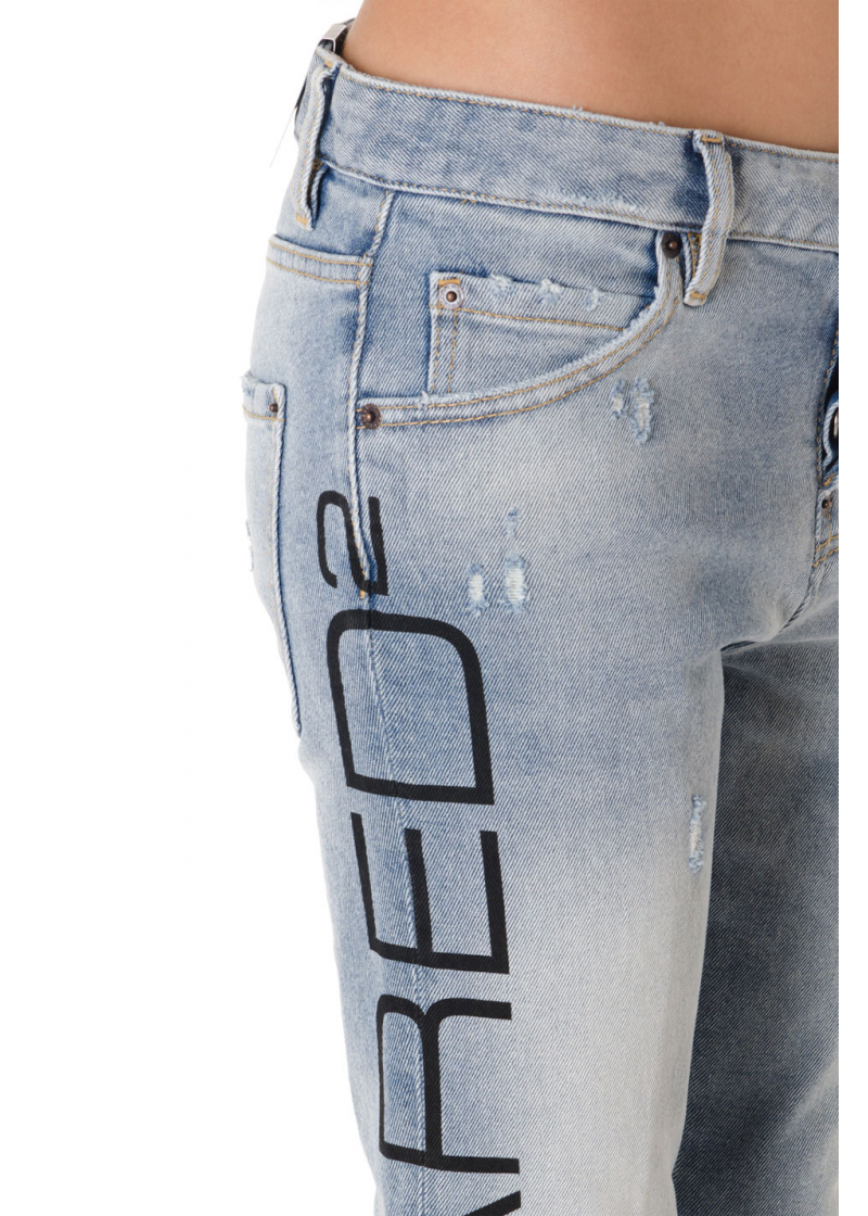 Cool Girl Cropped Jeans - 4