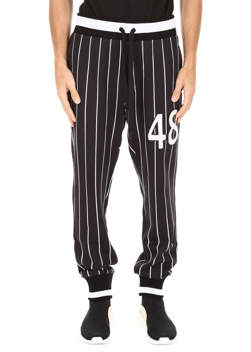 Joggers With Patch - 1
