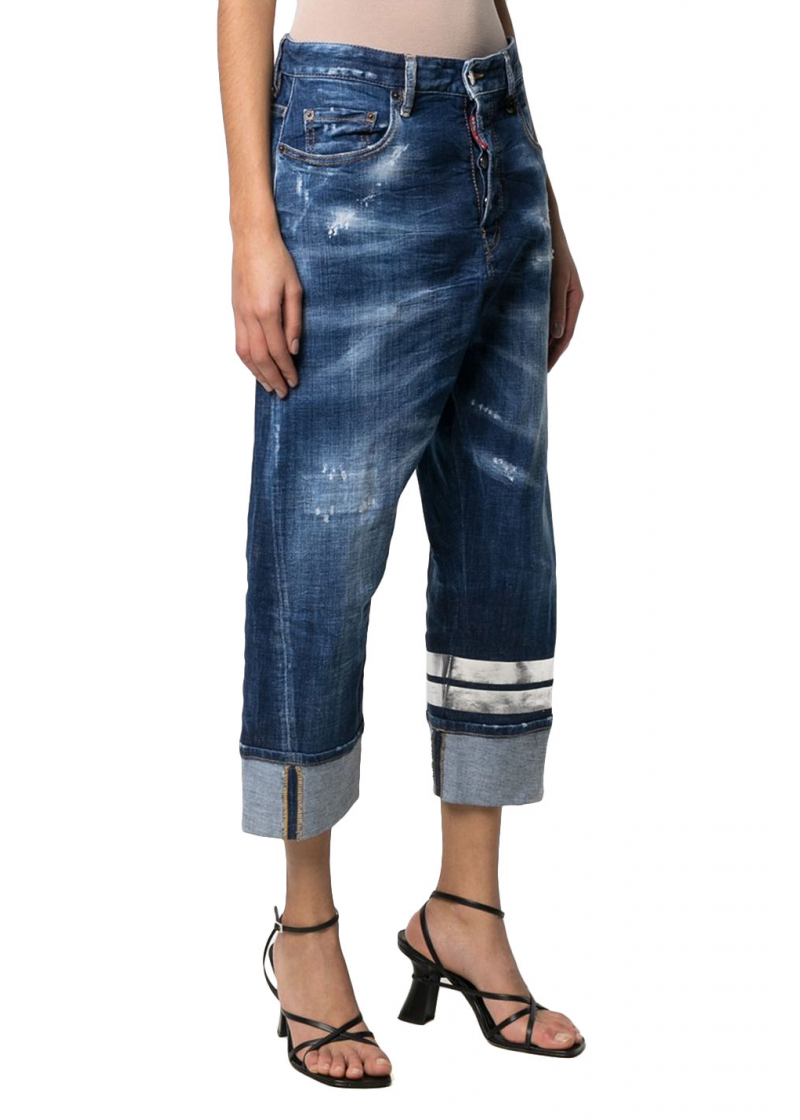 Distressed Jeans - 2