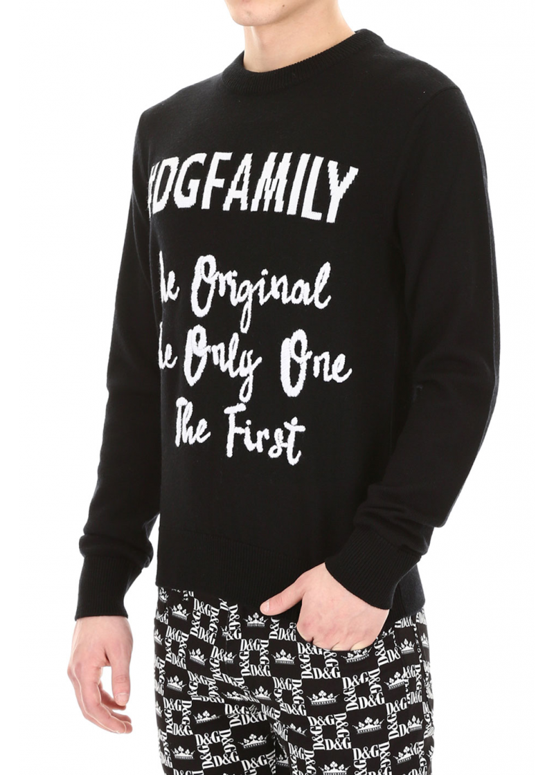 #Dgfamily Pullover - 3
